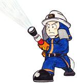 求む!消防団員